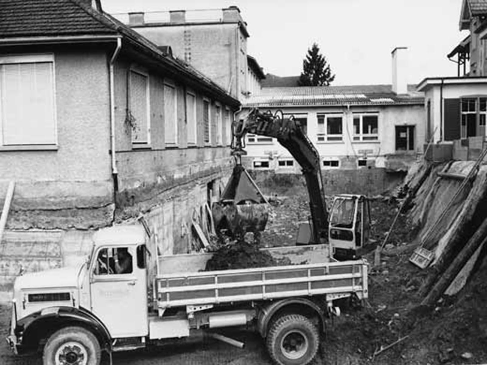 Erweiterungsbauten, avd goldach ag