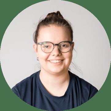 Carole Dietz, Printmedienverarbeiterin, avd goldach ag