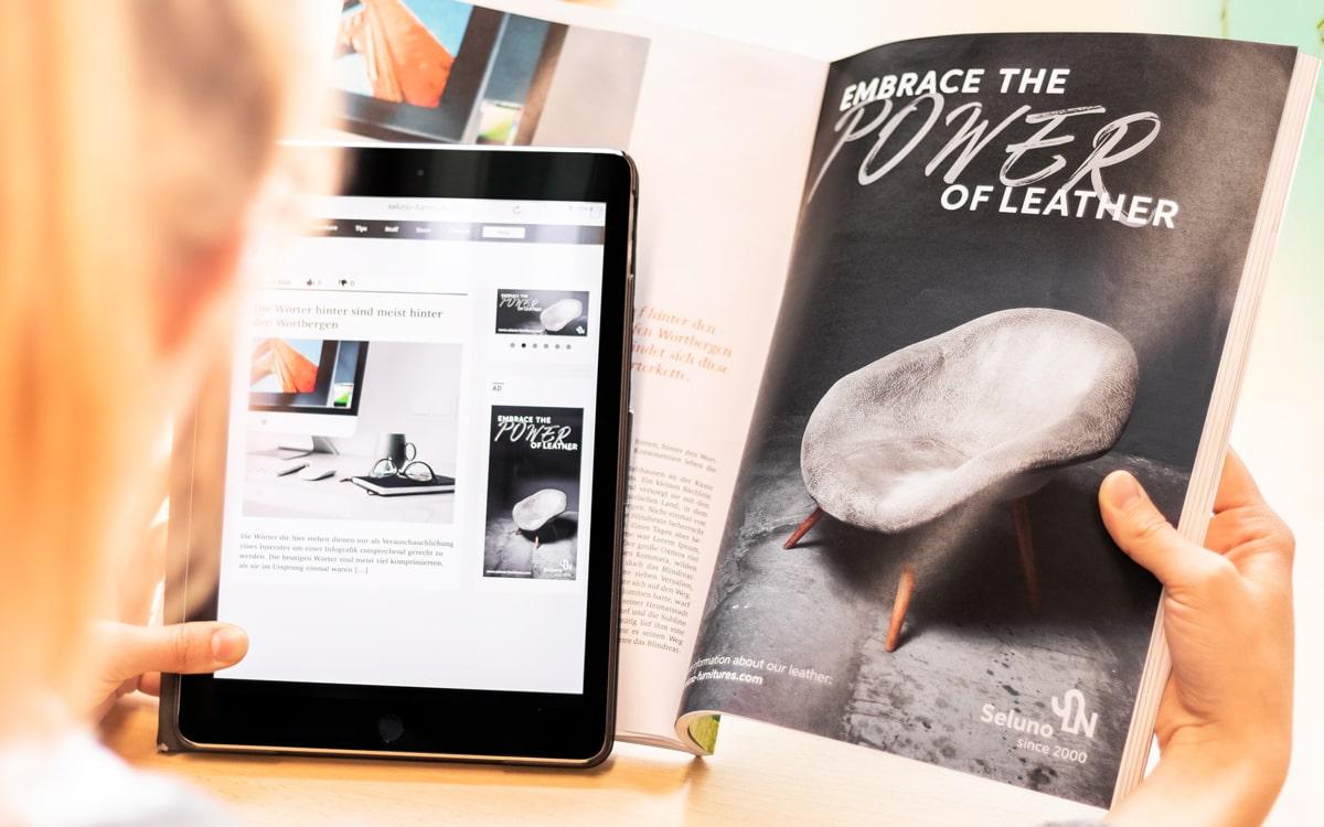 Zukunft der Printmedien
