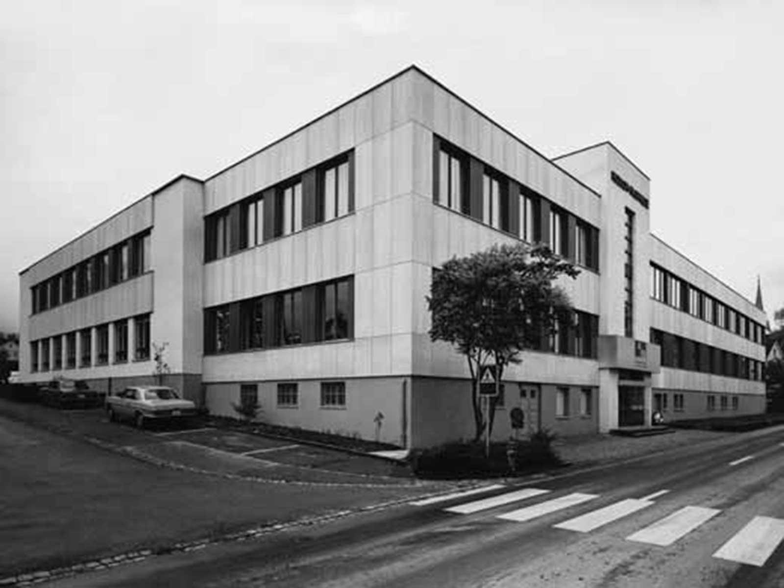 Fabrikationsräume, avd goldach ag