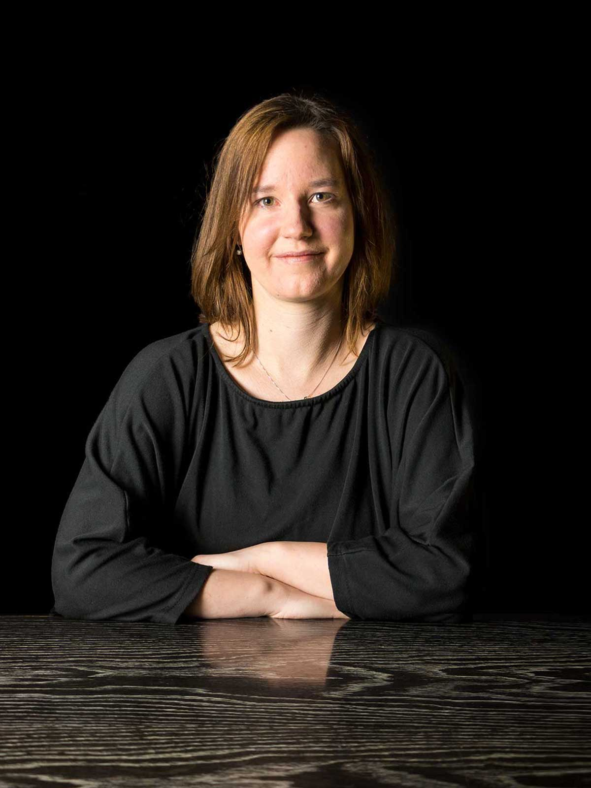 Manuela Keller, eesponsable d'équipe envois postaux et traitement des adresses, expédition, logistique, avd goldach sa