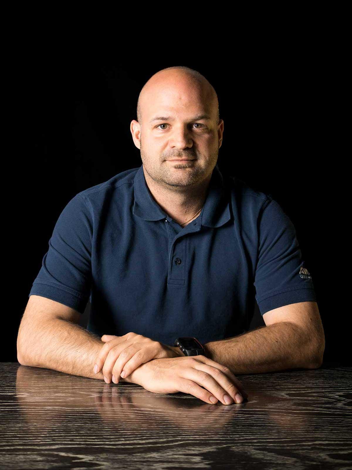 patrick hölterhoff, Responsable d'équipe et formation, avd goldach sa